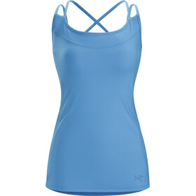 Arc'teryx Senna Tank Women Blue Dragonfly